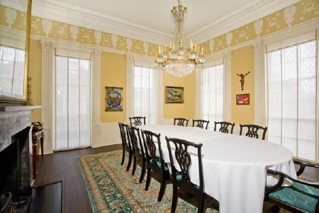dining room lalaurie