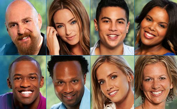 BB13 Cast