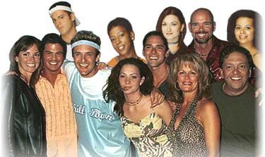 Cast of Big Brother 2