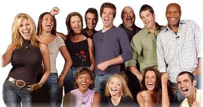 Cast of Big Brother 3
