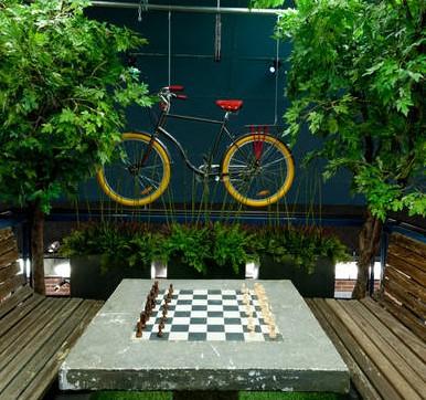 chess area