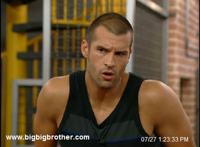 big brother brendon angry