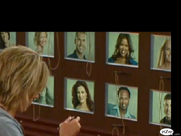 big brother 13 wall