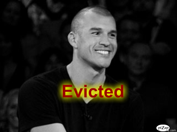 Big brother 2011 Brendon evicted