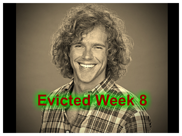 frank evict