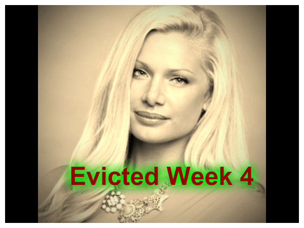 janelle evict