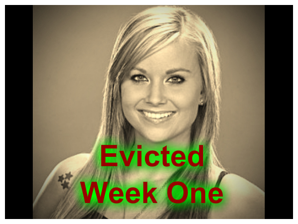 kara-evicted week one