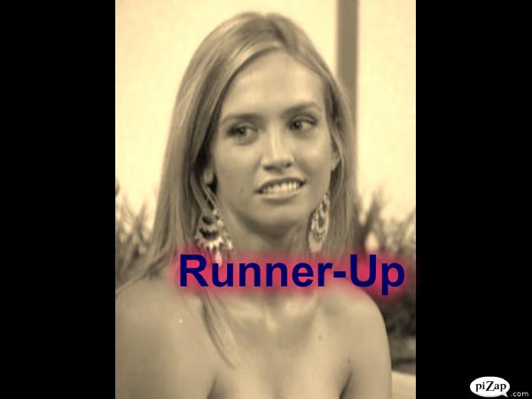 porshe runner up