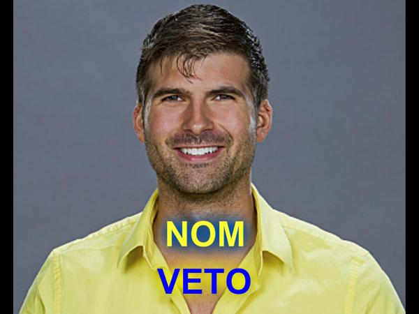 shane nom veto