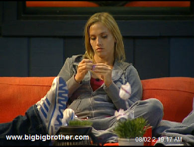 Has Big Brother Porshe turned