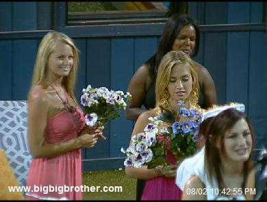 big brother bridesmaids