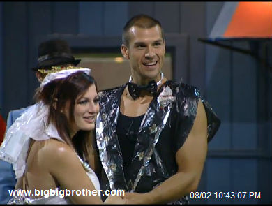 The BB13 happy couple