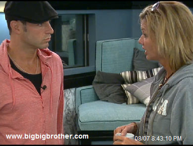 Big Brother 2011 shelly shares her plan with Jeff