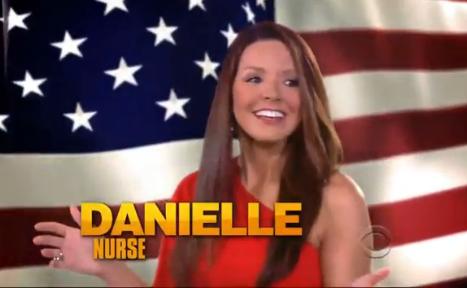 DANIELLE- a sexy nurse?