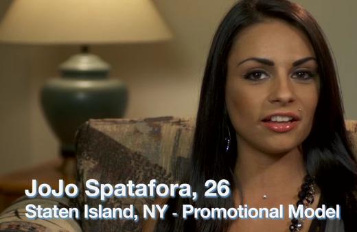 JOJO SPATAFORA- says bartender in her bio-btw