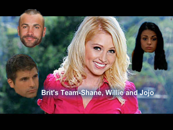 TEAM Britney