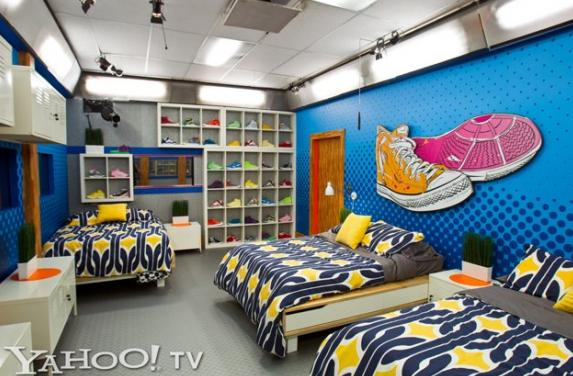 bb14 bedroom-who'll get the good bedroom?