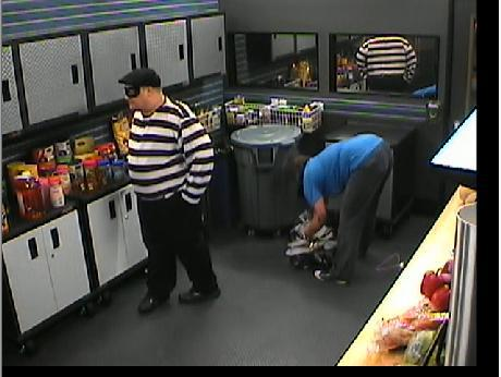 Feed Leak shows the BB14 Burgler