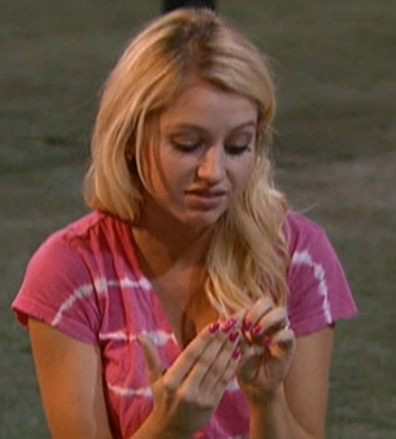Brit pouted at losing HOH