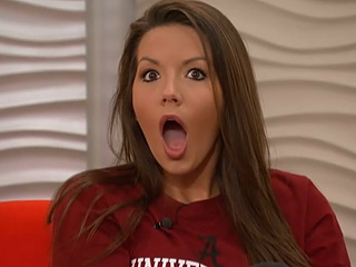 Big-Brother-Danielle is shocked