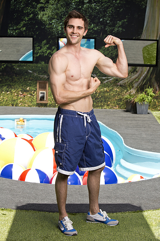 BIG BROTHER 15 HGs Poolside