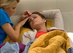 Big Brother 2013 Spoilers - Aaryn and Kaitlin