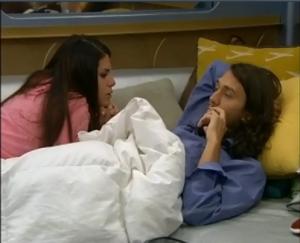 Big Brother 2013 Spoilers - Amanda and McCrae