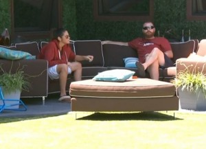 Big Brother 2013 Spoilers - Amanda and Spencer