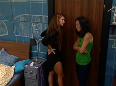 Big Brother 2013 Spoilers – Elissa and Helen