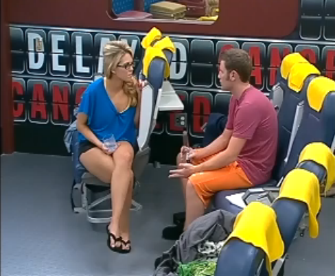 Big Brother 2013 Spoilers – Judd and Aaryn