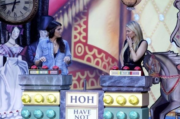 Big Brother 2013 Spoilers – Amanda and Aaryn