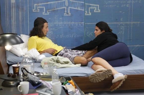 Big Brother 2013 Spoilers – Amanda and McCrae
