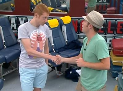 Big Brother 2013 Spoilers – Andy and Judd