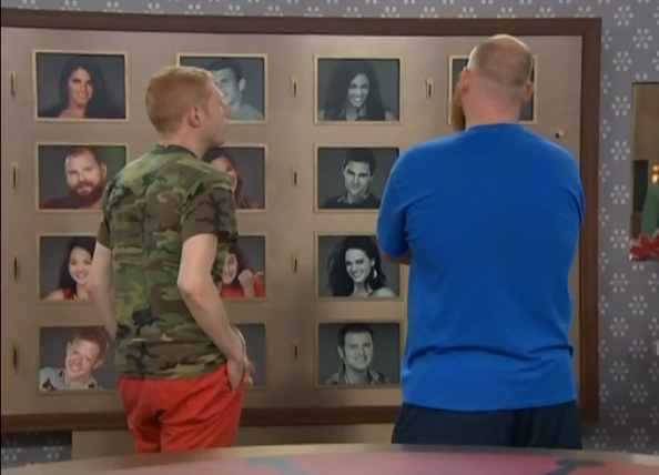 Big Brother 2013 Spoilers – Andy and Spencer