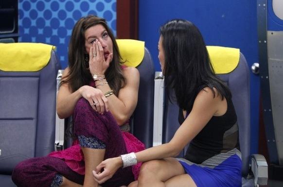 Big Brother 2013 Spoilers – Elissa and Helen