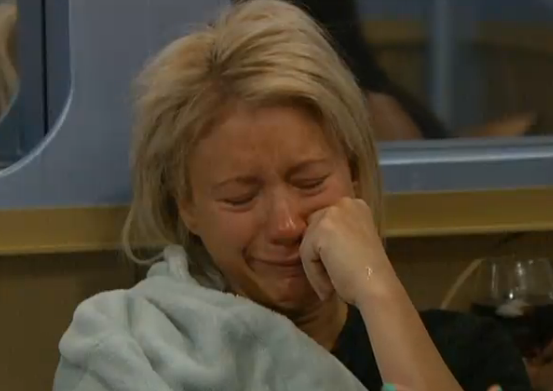 Big Brother 2013 Spoilers – GinaMarie Crying