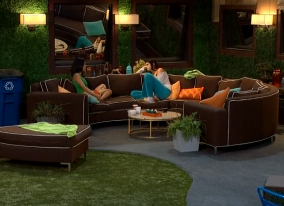 Big Brother 2013 Spoilers – Helen and Amanda