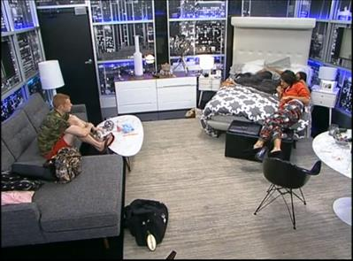 Big Brother 2013 Spoilers – HoH Room