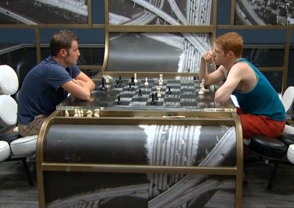 Big Brother 2013 Spoilers – Judd and Andy
