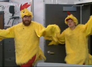 Big Brother 2013 Spoilers - Judd and Spencer