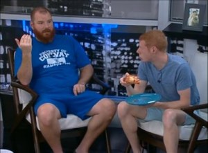 Big Brother 2013 Spoilers - Spencer and Andy