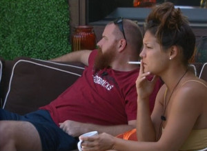 Big Brother 2013 Spoilers - Spencer and Jessie
