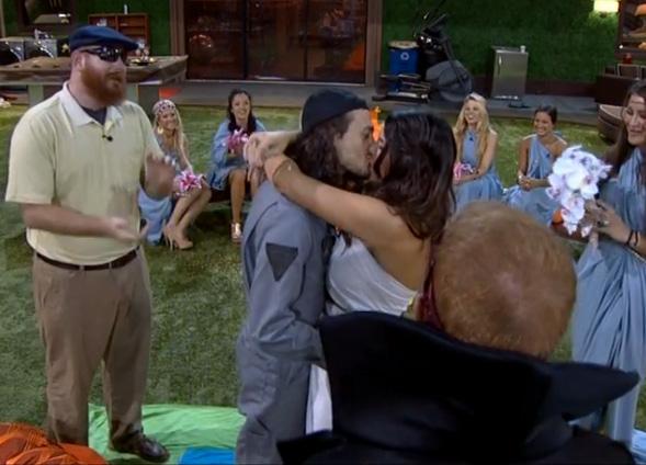 Big Brother 2013 Spoilers – Wedding