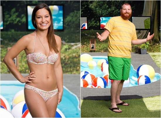 Big Brother 2013 – Week 7 Nominees