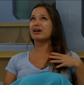jessie bawling about bbq