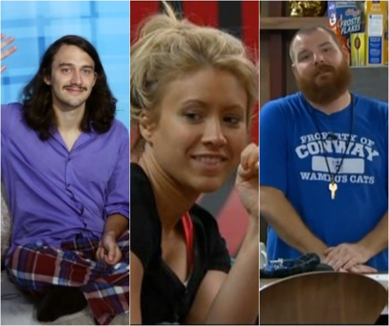 Big Brother 15 Spoilers – Final 4 Eviction