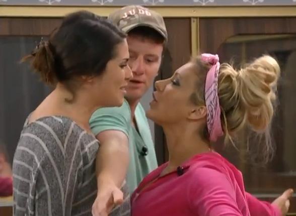 Big Brother 2013 Spoilers – Amanda and GinaMarie