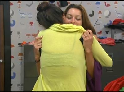 Big Brother 2013 Spoilers – Elissa and Amanda