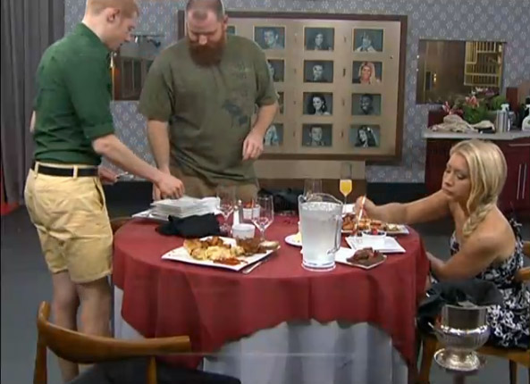 Big Brother 2013 Spoilers – Final 3 Brunch