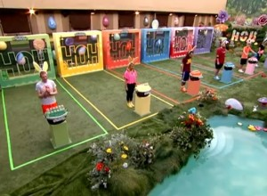 Big Brother 2013 Spoilers - HoH Bunny Competition
